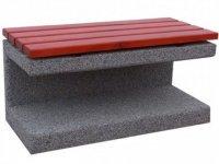 Ławki betonowe Aneta