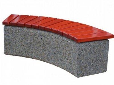 Ławki betonowe Anita