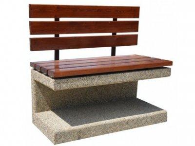 Ławki betonowe Apolonia
