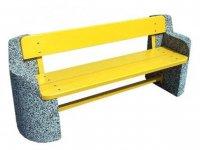 Ławki betonowe Berenika