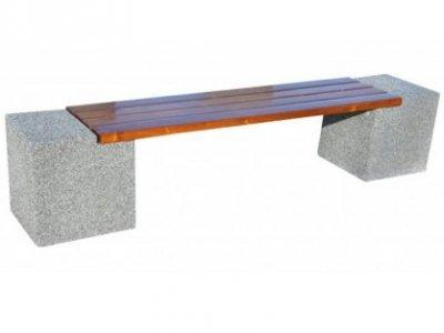 Ławki betonowe Bożena