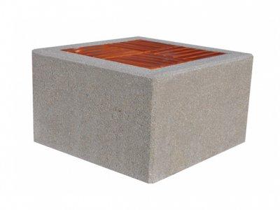 Siedzisko betonowe DALILA