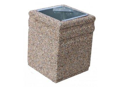 Kosze betonowe Anatol 40 litrów