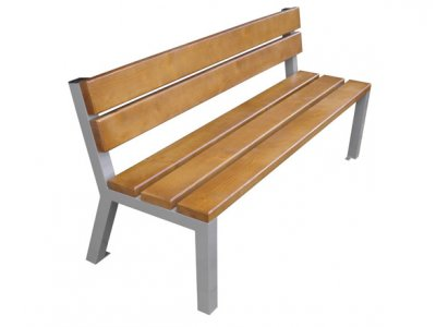 Miejska ławka Soho