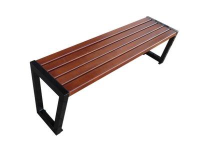 Uliczna ławka Toledo