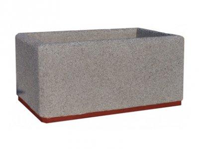 Duża donica betonowa