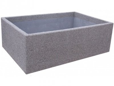 Wielka donica betonowa