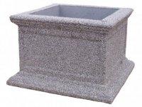 Ozdobne donice betonowe