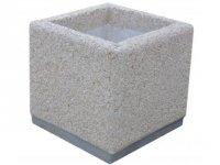 Donice betonowe Ada 40x40
