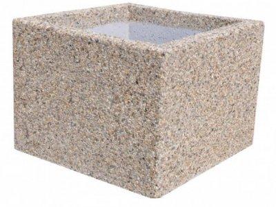 Donice miejskie z betonu